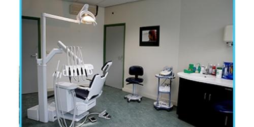 Tandartspraktijk van Hasselt behandelkamer